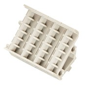 Adapterblock Single Kontur (SK) für Han® 6B