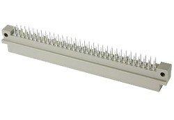 Leiterplattensteckverbinder nach DIN 41612