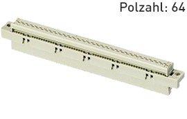 Bauform B für AWG 28/26-Flachbandkabel