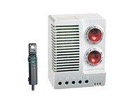 Elektronische Hygrotherme mit externem Sensor
