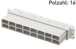 Federleisten für Steckhülse 6,3x2,5