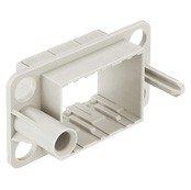 HMC Andockrahmen Kunststoff - Baugröße Han® 10B für 3 Module