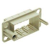 HMC Andockrahmen Kunststoff - Baugröße Han® 16B für 4 Module