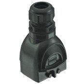 Han-Modular® ECO Kunststoffgehäuse für: 6B für 3x1er Modul, 10B für 4x1er Modul, 16B für 5x1er Modul, 24B für 7x1er Modul
