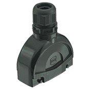 Han-Modular® ECO Kunststoff 24B für 7x1er Module