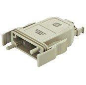Han-Modular® ECO Kunststoffgehäuse für 1x1er Module