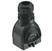 Han-Modular® ECO Kunststoffgehäuse für: 6B (3x1er Modul), 10B (4x1er Modul), 16B (5x1er Modul), 24B (7x1er Modul)