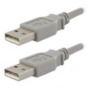 Stecker USB 2.0 Typ A auf Stecker USB 2.0 Typ A