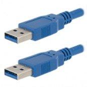Stecker USB 3.0 Typ A auf Stecker USB 3.0 Typ A