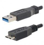 Stecker USB 3.0 Typ A auf Stecker Micro USB 3.0 Typ B