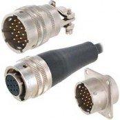 PT Steckverbinder nach MIL-C-26482 Serie 1