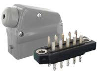 Leistungssteckverbinder DIN 41618/41622
