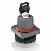 RAFIX 22 FS+ Schlüsselschalter, Bund quadratisch