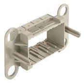 Sliding Frames für 4x1er Modul (schwimmend gelagert) A...D