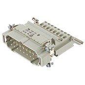 Anschlussverteiler Han® ES AV 16 pol. 16B für Anbaugehäuse 09 30 016 0301