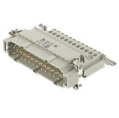 Anschlussverteiler Han® ES AV 24 pol. 24B für Anbaugehäuse 09 30 024 0301