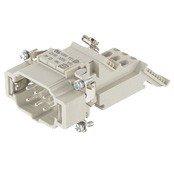 Anschlussverteiler Han® ES AV 6 pol. 6B für Anbaugehäuse 09 30 006 0301