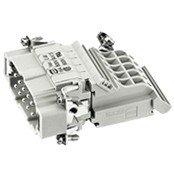 Anschlussverteiler Han® E AV 10 pol. 10B für Anbaugehäuse 09 30 010 0301