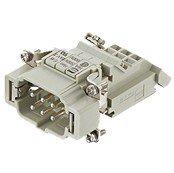 Anschlussverteiler Han® E AV 6 pol. 6B für Anbaugehäuse 09 30 006 0301