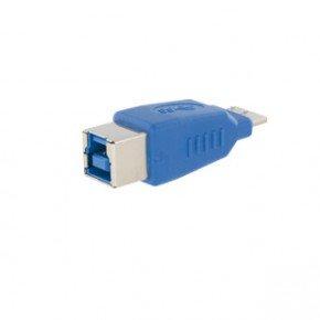USB 3.0 ADAPTER BLAU B/MICRO-B BUCHSE/STECKER